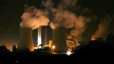 Loy Yang's brown-coal power station will supply the Alcoa aluminium power smelter until 2036.