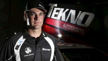 V8 Supercar driver Shane Van Gisbergen.