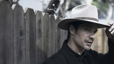 Justified ...Timothy Olyphant