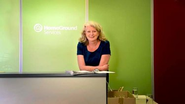 HomeGround chief executive Heather Holst.