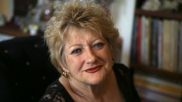 Speaking out: Catherine Ringwood, who is dying of cancer.