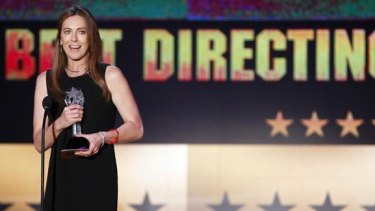 Director Kathryn Bigelow, who won an Oscar for Best Director, is being sued.