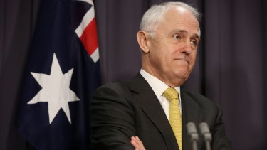 Prime Minister Malcolm Turnbull says the postal vote will give Australians the chance to have their say.