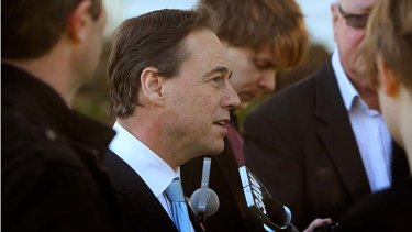 "The Coalition's Greg Hunt... the carbon tax is in ""chaos""."
