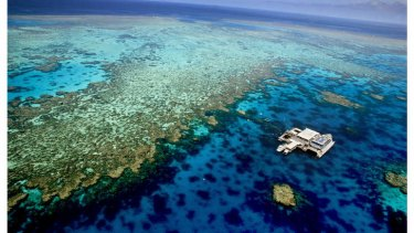 """The health of the Great Barrier Reef has gone down very dramatically,"": Senior scientist Hugh Sweatman is not suprised at the downgrading of one of Australia's natural wonders."