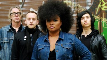 The Bellrays are devoted to rock'n'roll.