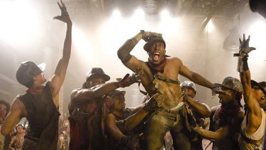 Quick step &#8230; fuelling the popularity of dance is the <i>Step Up</i> film franchise.