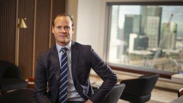The new CEO of Navitas is founder Rod Jones son, Scott Jones.