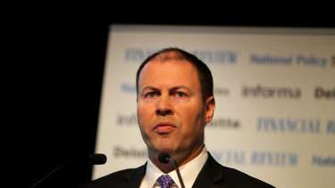 Energy Minister Josh Frydenberg say the Clean Energy Target may not be implemented.