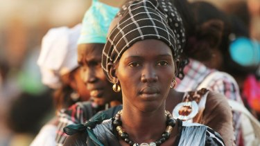 Africa . . . population could more than triple in this century to 3.6 billion.