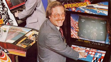 Asteroids game designer Ed Logg will be featured in Games Masters.