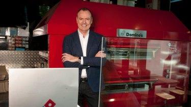 Dominos Pizza CEO Don Meij