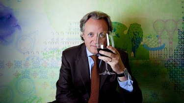 """""""I would say that brands are not as strong as they are in many other parts of the world.' ': former Treasury Wine Estates chief executive David Dearie."""