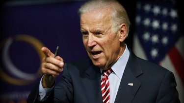 Vice President Joe Biden is bound for Melbourne.