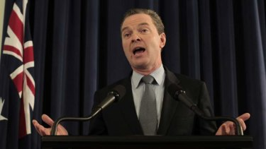 Coalition frontbencher Christopher Pyne says an Abbott government will not raise the GST.