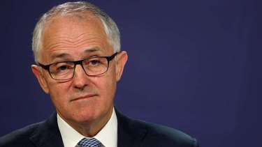 Missing the mark: Malcolm Turnbull had said the renegotiation of the deal would be completed 'certainly by the middle of the year'.