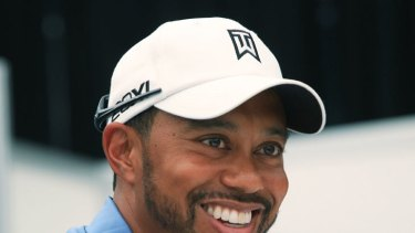 Tiger Woods' father had studied the most effective methods for training young men.