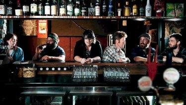 Cash Savage & the Last Drinks.
