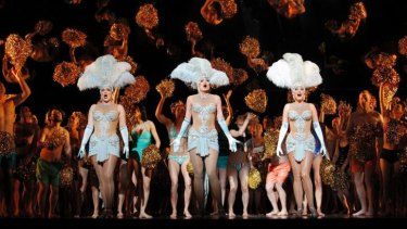 """""""Left-field, gently irreverent and joyous"""": Opera Australia's The <i>Ring</i> cycle."""