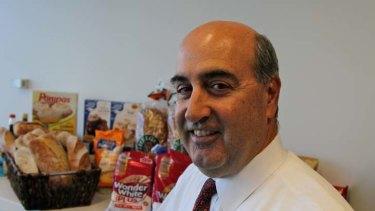 """A new business model for baking"" ... Chris Delaney."