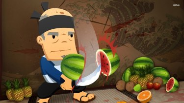 Fruit Ninja has now been downloaded more than 1 billion times.