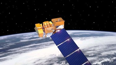 NASA says the Landsat 7's fine resolution is ideal for perceiving important detail in land surfaces.