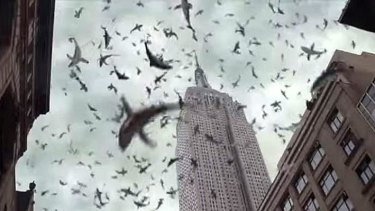 <i>Sharknado 2</i> is set to be a bona fide hit on Twitter.