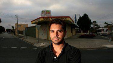Assault victim Ajaydeep Singh had been in Australia for 18 months when he was attacked.