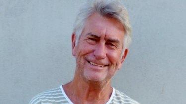 Author Phil Jarratt.