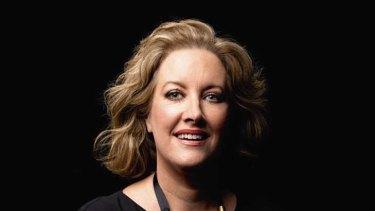 Elizabeth Broderick, Australia's Sex Discrimination Commissioner.