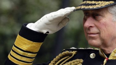 According to excerpts, 62-year-old Prince Charles has never dressed himself.