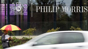Philip Morris's profits in the Asia Pacific region increased to $11 billion in 2011.