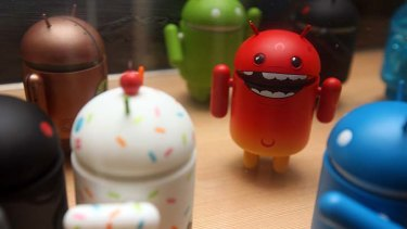 Cybercrime: Malicious software exploits Android vulnerabilities to steal sensitive information.
