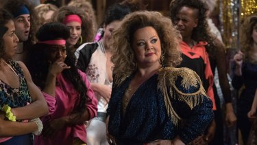 "Melissa McCarthy in a scene from ""Life of the Party""."