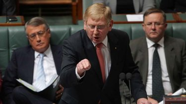 Legal threats ... Resources and Energy Minister Martin Ferguson.
