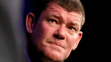 James Packer: Pipped by the Forrests.