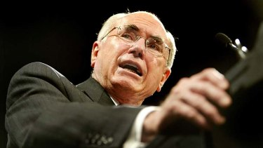 John Howard: ignored advice.