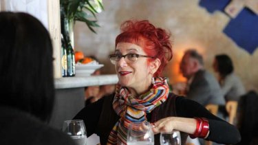 A mistress of many skills, Linda Jaivin is a fascinating lunch companion.