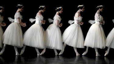 <i>Giselle</i> was created for the Paris Opera Ballet in 1841.