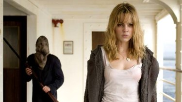 New wave of horror ... Melissa George stars as the embattled Jess.