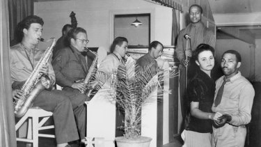 Jazz music from America's deep south proved a hit in Brisbane in 1942.