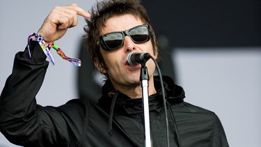 It's all about Liam Gallagher as Beady Eye steps up to take Blur's position in the Big Day Out line-up.