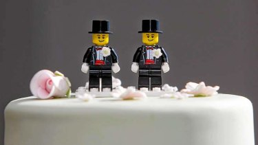 Same-sex couples have a five-day window to wed.