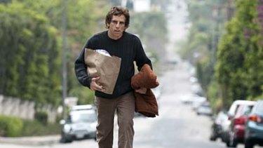 Ben Stiller in Greenberg.