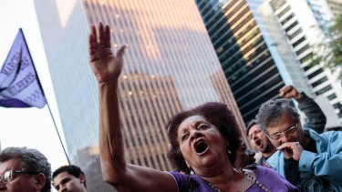 In Sao Paulo, women are increasingly using social media to denounce sexual violence.