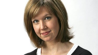 Killed ... Calgary Herald reporter Michelle Lang.