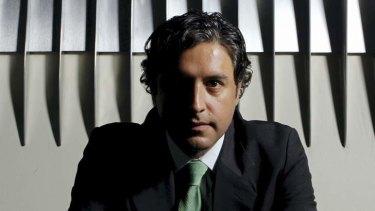 Iranian-American author Reza Aslan.