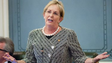 Former arts minister Ros Bates mislead parliament over her son's appointment to the Transport Department, Queensland Parliament's Ethics Committee has found.
