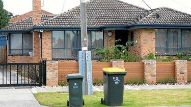 Julia Gillard's home in Altona.