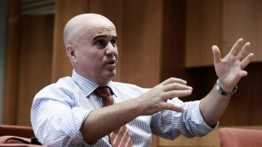 """""""An unrelenting focus on the quality and capacity of our teaching workforce"""": Adrian Piccoli."""